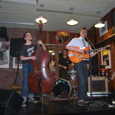 ROCKIN' & DRINKIN' GUYS : 9 décembre 2011