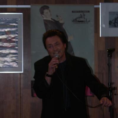 JACKY DELMONE : 7 mars 2008