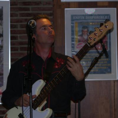 STEVE HOOKER : 02 octobre 2009