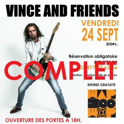 Affiche 24 sept vince and friends complet pt 2