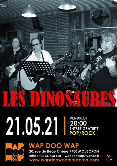 Les dinosaures pt 1