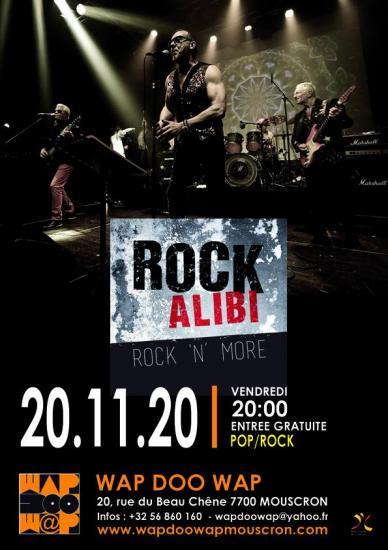 Rock alibi pt