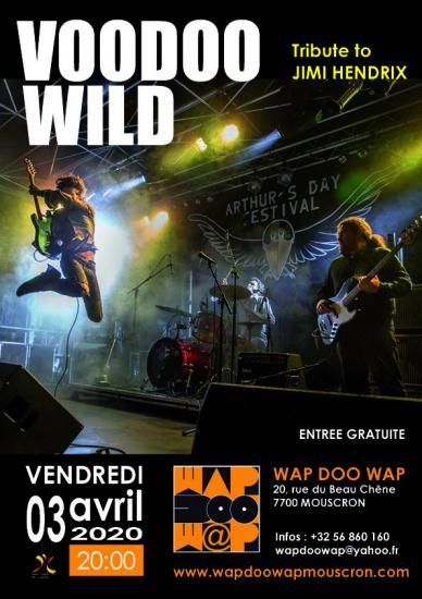 Voodoo wild a4 copie